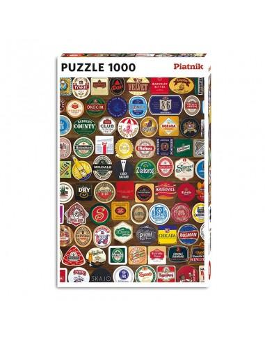 Puzzle 1000 pièces - Piatnik - Bières...