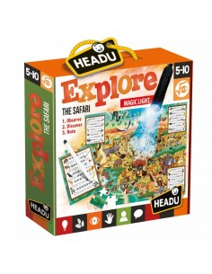 Explore - Le Safari...