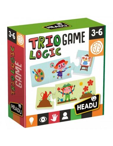 Trio Logic Game [Montessori]