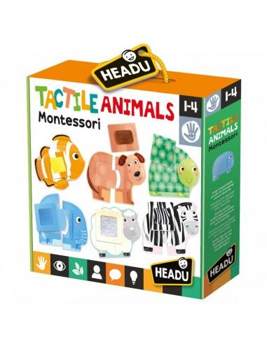 Tactile Animals [Montessori]
