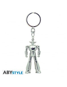 Porte-clés 3D Goldorak