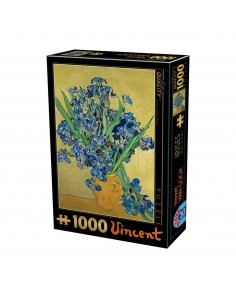 Puzzle 1000 pièces D-Toys...