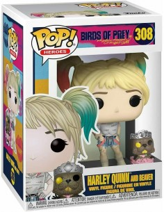 Figurine Pop - Harley Quinn...