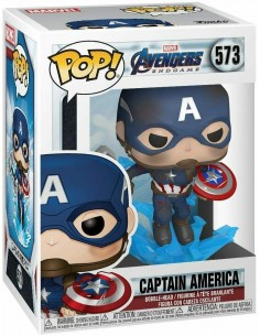 Figurine Pop - Captain...