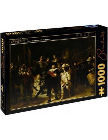 Puzzle 1000 pièces - D-toys -...