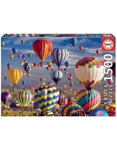 Puzzle 1500 pièces Educa :...