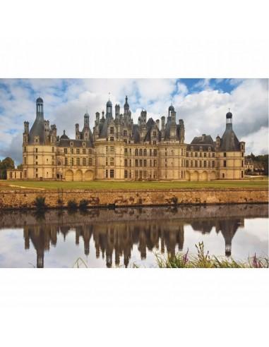 Puzzle 1000 pièces D-Toys : Chateau...