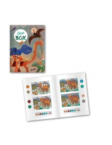 Coffret Activités - Dinos Box