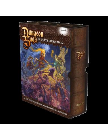 Dungeon Saga: la Quête du roi nain
