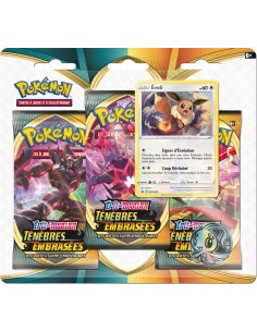 Pokémon - Pack 3 Boosters :...