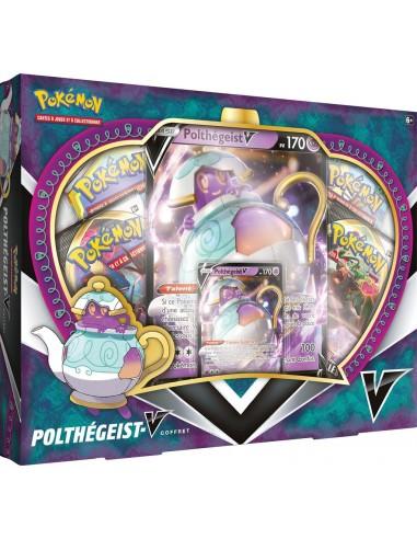 Pokémon - Coffret : Polthégeist-V Mai...