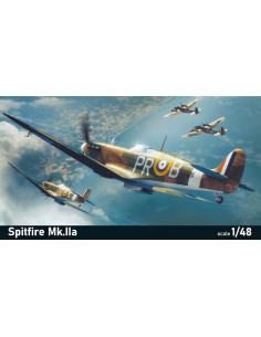Maquette Spitfire MK.IIa...