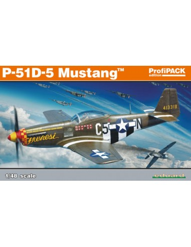 Maquette P-51D-5 Mustang 1/48 -...