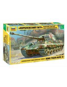 King Tiger AUSF.B 1/35 -...