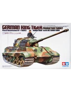 German King Tiger - 1/35 -...