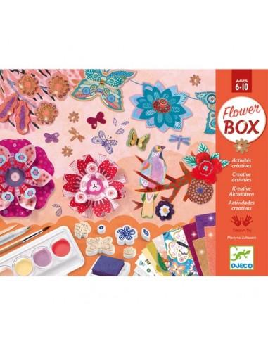 Flower Box - Coffret multi-activités