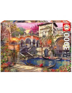 Puzzle 3000 pièces - Educa...