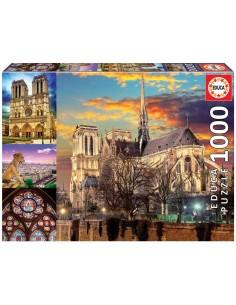 Puzzle 1000 pièces - Educa...