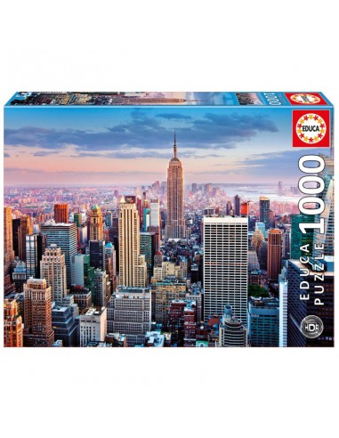 Puzzle 1000 pièces - Educa -...
