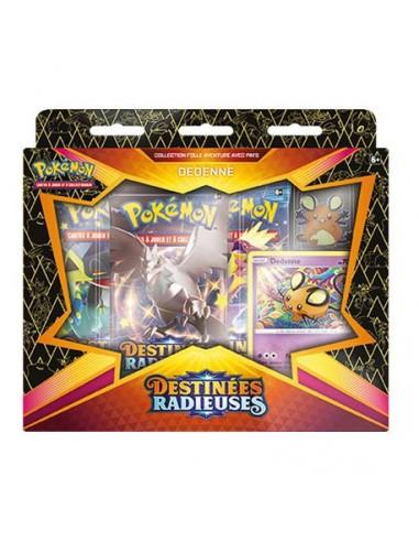 Pokémon - Coffret Destinées Radieuses...