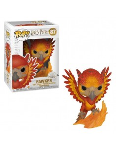Pop - Harry Potter - Fawkes...