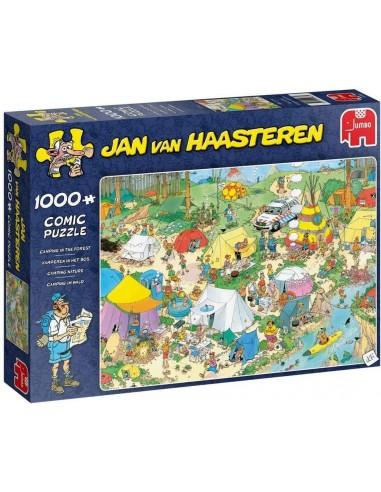 Puzzle 1000 pièces - Jan Van...