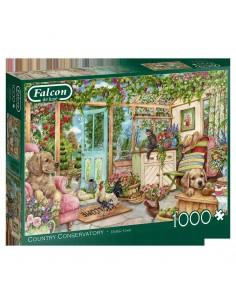 Puzzle 1000 pièces - Falcon...
