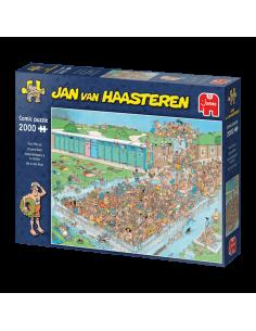 Puzzle 2000 pièces - Jumbo...