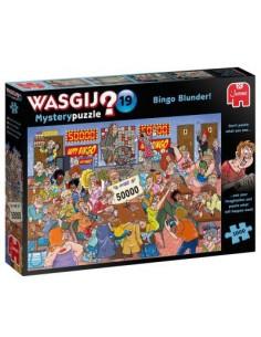 Puzzle 1000 pièces - Jumbo...