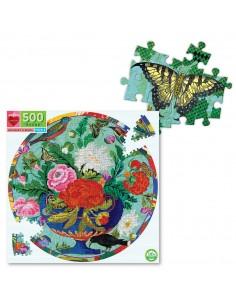 Puzzle 500 pièces - eeboo...