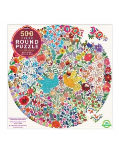 Puzzle 500 pièces - eeboo -...