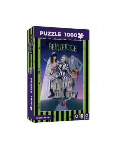 Puzzle 1000 pièces - SD Toys -...