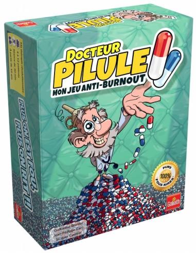 Docteur Pilule - Mon jeu anti burn-out