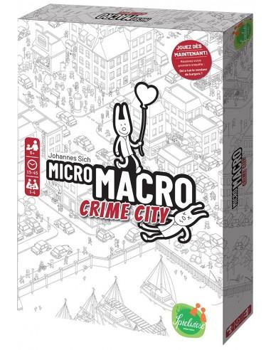 MicroMacro : Crime City
