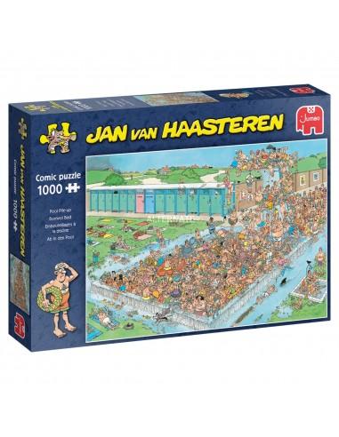 Puzzle 1000 pièces - Jumbo - Jan Van...
