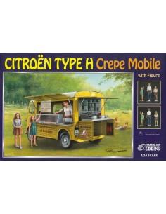 Citroën Type HY crêpe...