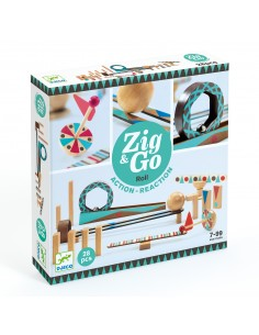 Zig and Go - Roll - 28 pièces