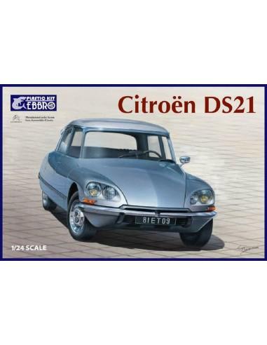 Citroën DS21 1/24 - Ebbro - 25009 -