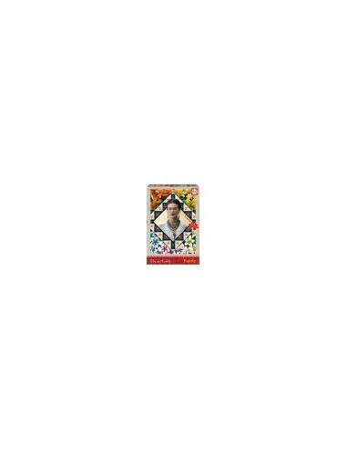 Puzzle 500 pièces - Educa : Frida Kahlo