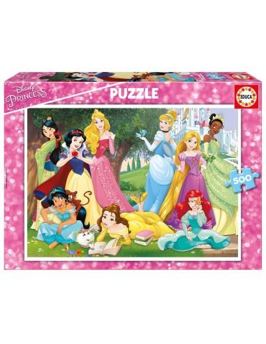 Puzzle 500 pièces - Educa : Disney...