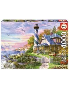 Puzzle 4000 pièces Educa :...